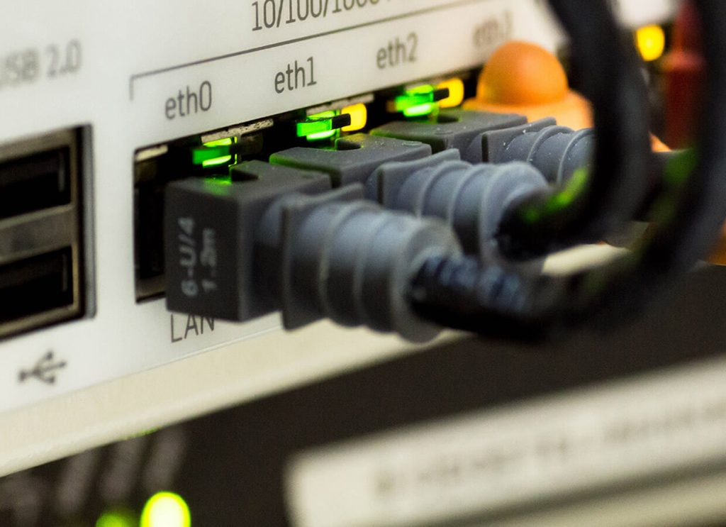 Network Infrastructure & Structured Cabling - home internet post1