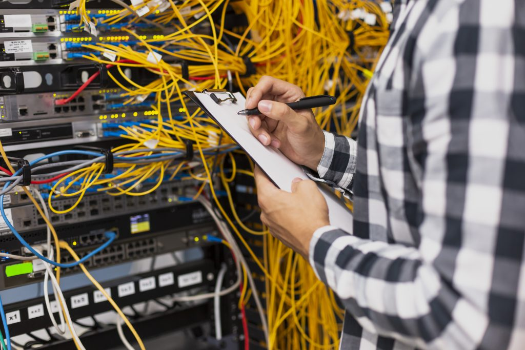 Network Cabling - 3016410